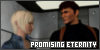 Promising Eternity: Aya Brea and Kyle Madigan
